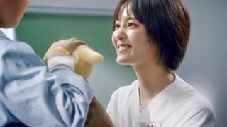 《极速救援》王佳宇优雅迷人,这美女太好了