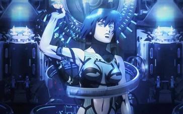 《攻壳机动队》新剧场版预告 回归素子诞生时刻
