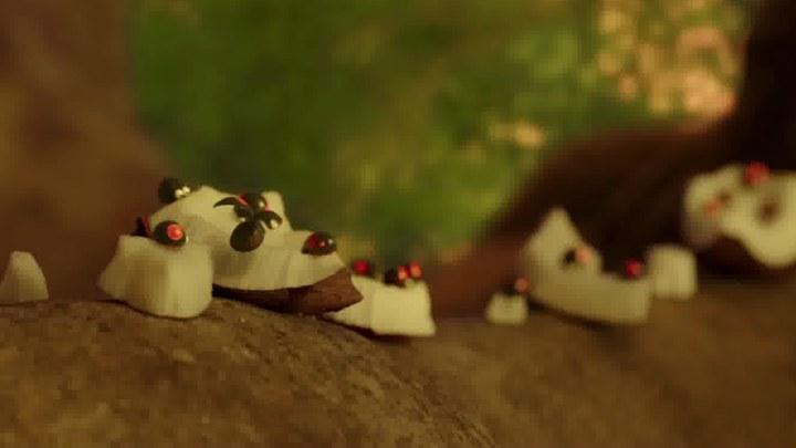 昆虫总动员2——来自远方的后援军 中国预告片1:终极版 (中文字幕)