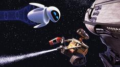 机器人总动员 太空舞片段