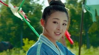 《重耳传奇》张含韵又美又可爱,是个惹人爱的姑娘