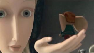 小老鼠得到公主的青睐