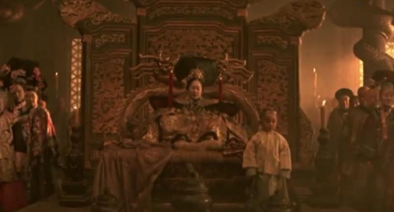 《末代皇帝》高清修复重映版中字预告片