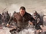 《罗宾汉》 之 英法两军海滩决战,罗宾汉一马当先