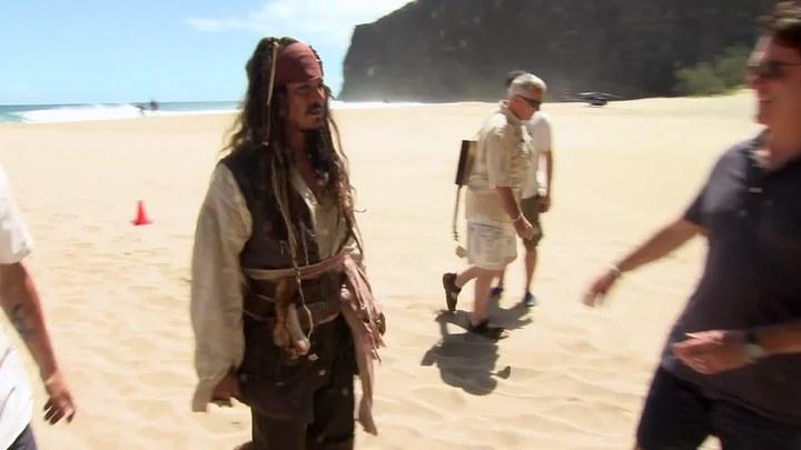 加勒比海盗4:惊涛怪浪 花絮1