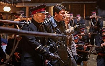 《密探》第二支中文预告 敌我难辨正邪难分