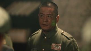 陈长捷不忍看士兵流血