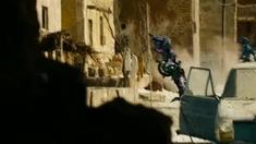 变形金刚2  与外星人对决片段