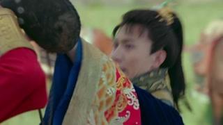 《重耳传奇》王龙华超帅,24K纯帅
