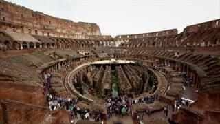 世界上最大的圆形露天竞技场? 罗马斗兽场带你回到角斗士的世界