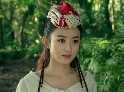 《西游记女儿国》国王特辑 赵丽颖君临天下实力加冕