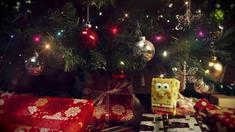 海绵宝宝 制作特辑之圣诞节祝福