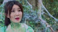 美女原始森林遇不明液体 被侵犯时怪物出没