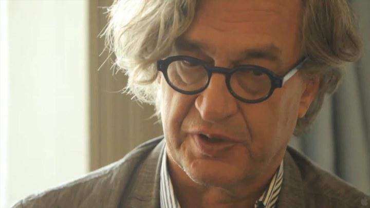 皮娜 花絮2:Wim Wenders访谈