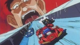近藤源比赛获得第一名!放弃攻击黑色战神和急速眼镜蛇!