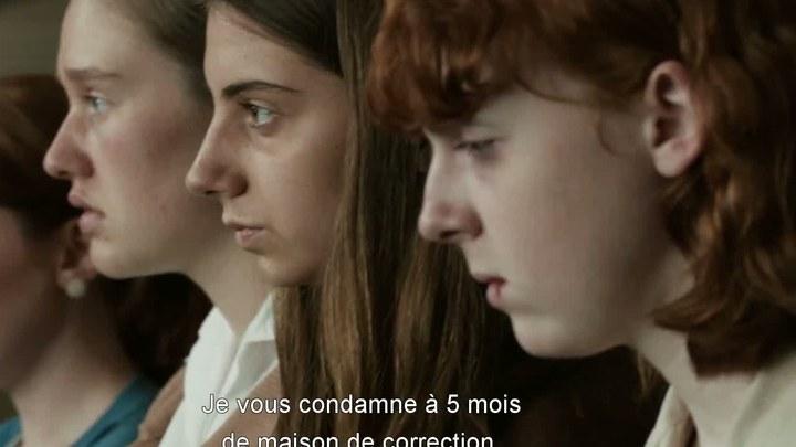 狐火:一个女生帮的自白 法国预告片