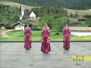 杨艺 激情广场舞《越来越好》
