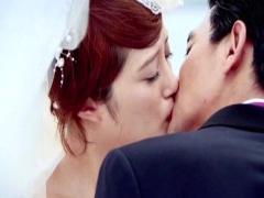 华丽一族精彩片段:李欣汝与李学庆试穿婚纱