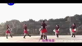 广场舞12人变队形 《热辣辣》 变队形广场舞蹈