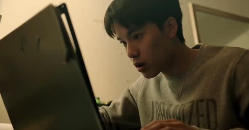《借来的100天》中文预告片