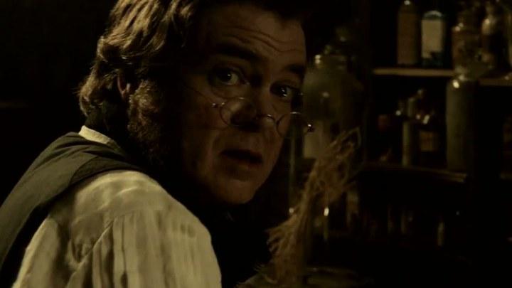 吸血鬼猎人林肯 片段2:药师