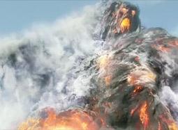 《诸神之怒》中文特辑 宙斯之父化身火山邪神暴走