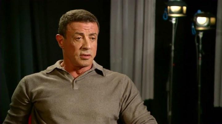 家园防线 花絮2:演员访谈之Sylvester Stallone