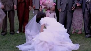 苏沛知道榔头死后大闹婚礼现场  在孟三怀里却想着别人?
