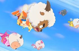 【喜羊羊与灰太狼大电影6】预告 羊羊一起去奇幻天宫