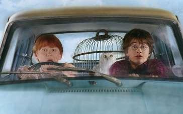 《哈利·波特与密室》片段3