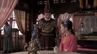 《明宫夕照》魏忠贤前来见李选侍 来出主意的