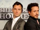 《大侦探福尔摩斯3》将开拍 唐尼继续演福尔摩斯