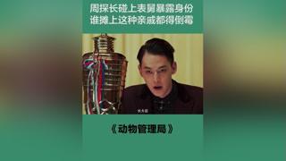 #动物管理局 #陈赫 #王子文 周探长身份揭秘续集,视频有点长~ #喜剧 #奇幻