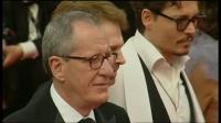 《加勒比海盗4:惊涛怪浪》戛纳首映红毯