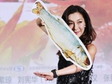 235期:杨紫琼转型当制片人 群星贺中国女排夺金