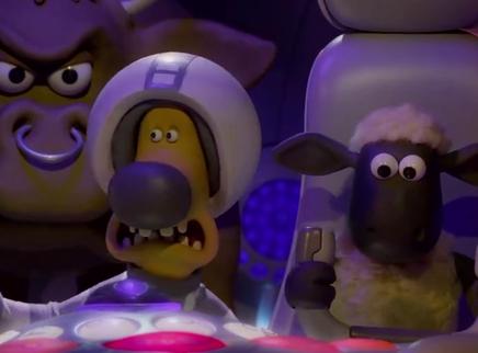 《小羊肖恩2:末日农场》新客天降 肖恩呼朋引伴开启跨际冒险
