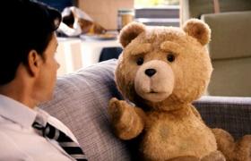 【泰迪熊】看点 泰迪熊狂吃醋向马克撒娇求戒指