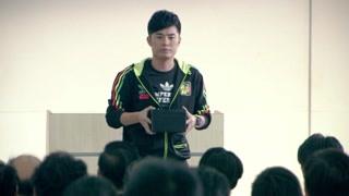 《爱情公寓3》曾小贤的互联网演讲 这样也行吗