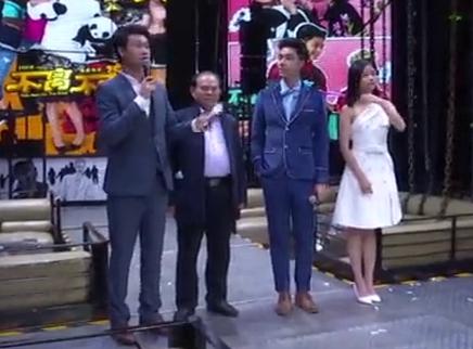 《不离不弃》发布会 曹云金江若琳分手集体缺席电影宣传