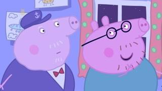 陷入循环的猪爸爸 佩奇的想象力真丰富