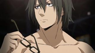 20秒的力士辻桐仁 最帅的男人终于要上场了