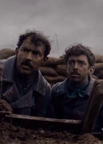 """《天上再见》""""战争之殇""""片段 重现残酷人性史诗"""