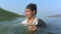 主题曲《沧海一声笑》,李连杰爱上林青霞,两人却是生死对头