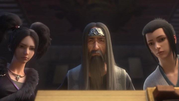 风语咒 片段3:那个村宝典 (中文字幕)