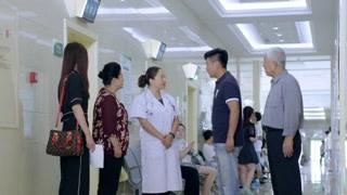 《刘家媳妇》三朵晕倒了 全家人火急火燎的赶往医院