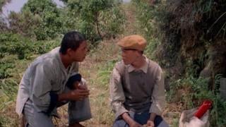阿尾兄弟随着淘金人潮来到九份 遇见祭拜父母的日本人