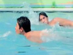 华丽一族精彩片段:李学庆高以翔泳池决斗