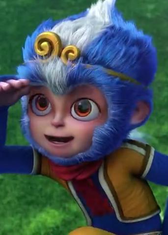 《大闹西游》终极预告 小蓝猴大圣暖心互动