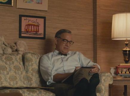 《邻里美好的一天》演员特辑 汤姆·汉克斯实力演绎传奇