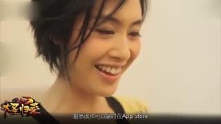 游戏评测 朱茵代言《大圣归来》宣传片拍摄花絮抢鲜看